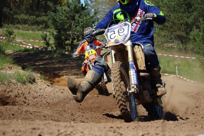 concorrenza, gara, motociclista, terreno, azione, veicolo, motocross, fango, sport