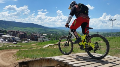 mountain bike, sport, race, bicycle, cyclist, vehicle