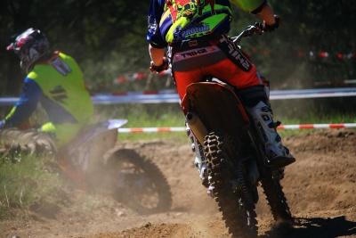 compétition, course, action, véhicule, sport, poussière, gens, homme, Championnat