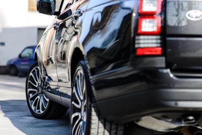 кола, превозно средство, черно, модерно, лукс, двигател, транспорт