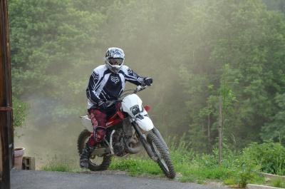 strada, corsa, moto, motocross, sport, veicolo, casco