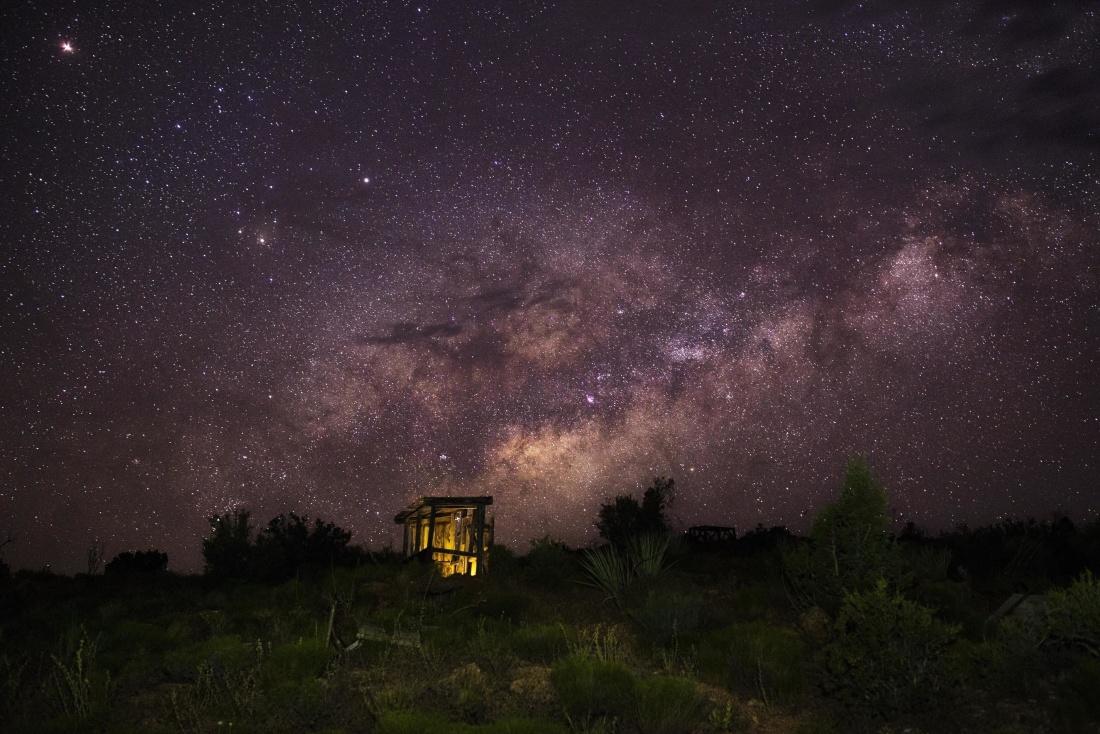 luz de la luna, astronomía, cielo, galaxia, tormenta, paisaje, noche