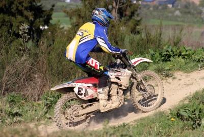 biker, sport, race, trail, action, vehicle, wheel, helmet, competition