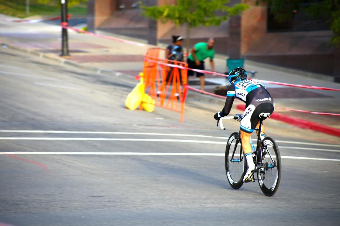 utrka, ceste, akcija, ulici, brzo, natjecanje, promet, biciklist sporta