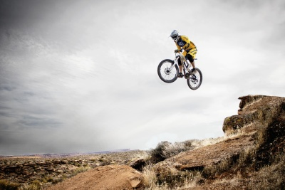 sport, jump, sport, wheel, motorcycle, mountain bike