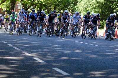 crowd, cyclist, race, wheel, road, people, vehicle, competition, sport