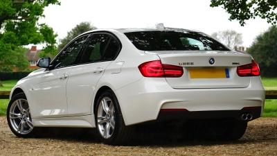 Auto, Fahrzeug, Automobil, Auto, Luxus, weiß, Limousine