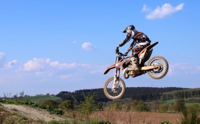 biker, wheel, cyclist, motorcycle, race, motocross, road, adventure, jump