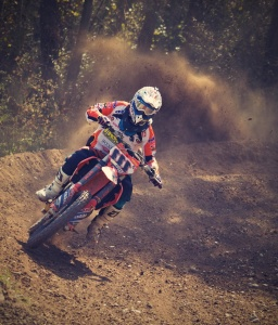 competition, vehicle, action, race, biker, people, motocross, helmet