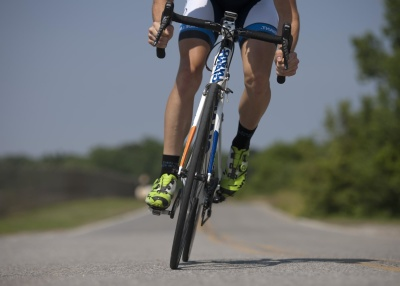 course, roue, concurrence, cycliste, route, exercice, action, sport