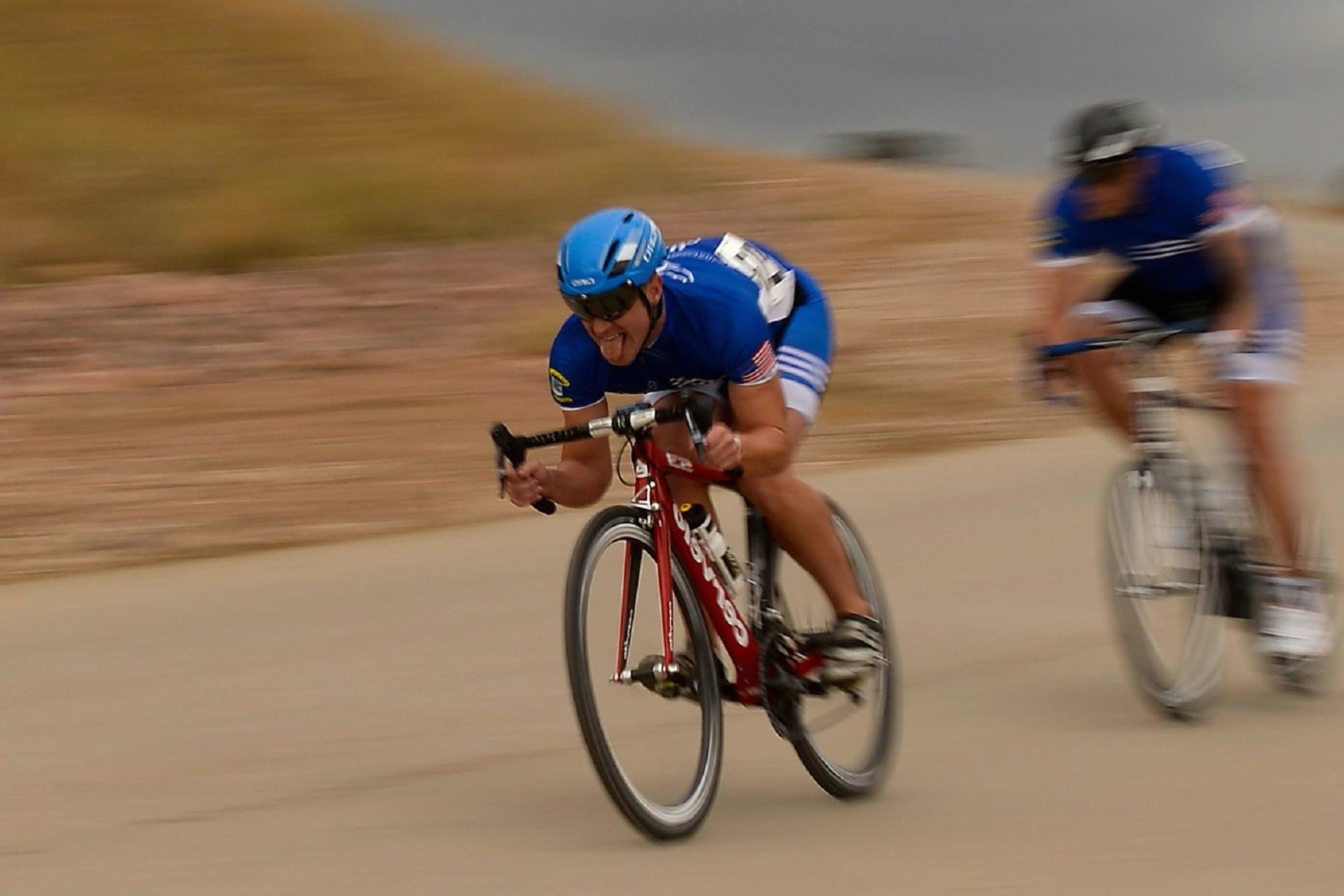 Free Picture Race Competition Cyclist Wheel Biker