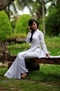 природа, жінка, трава, красива дівчина, Азії, щасливим, людині, привабливим, відкритий