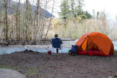 палатка, хора, пейзаж, подслон, отдих