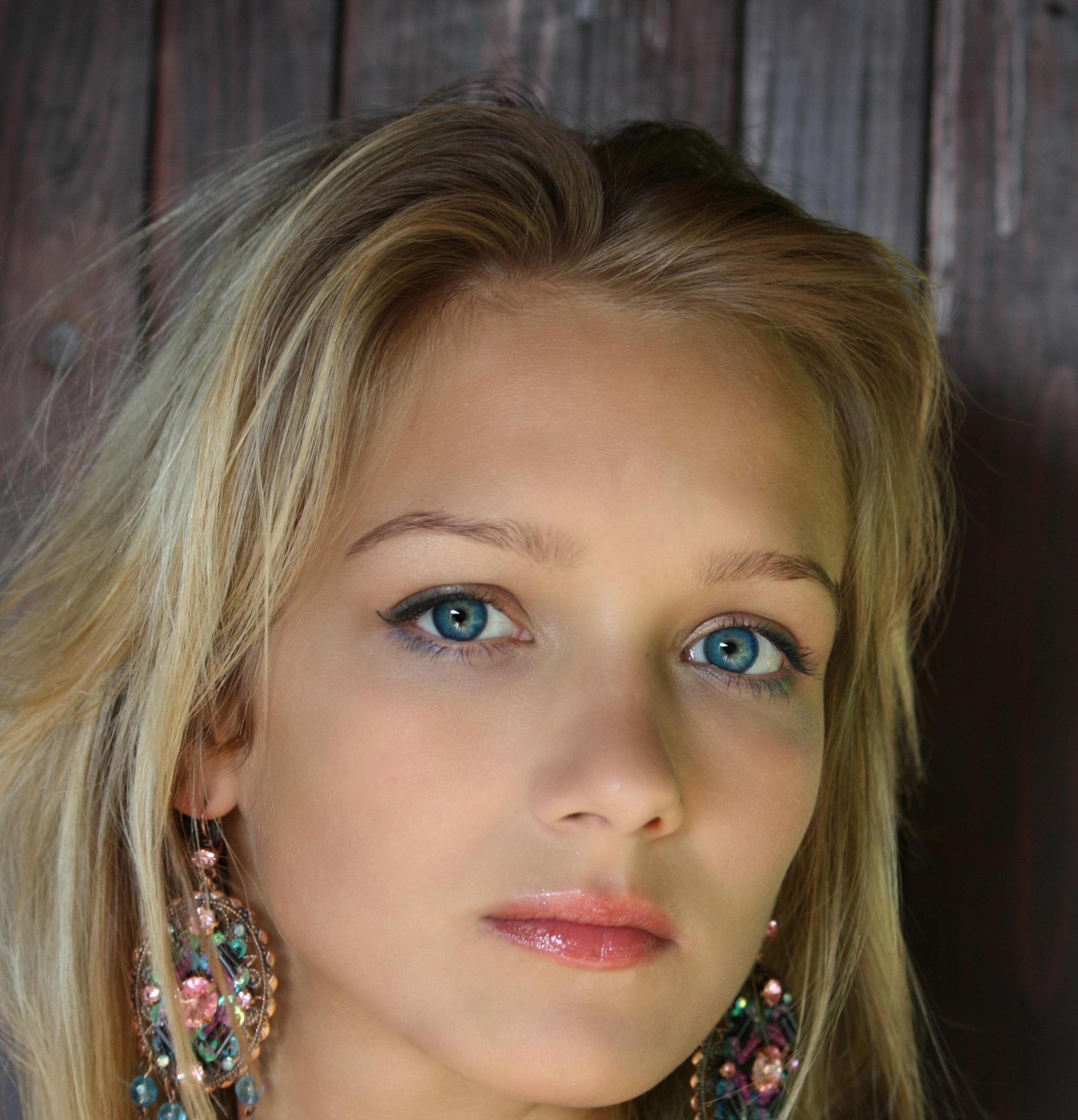 free picture: pretty girl, fashion, eye, woman, portrait, cute, girl