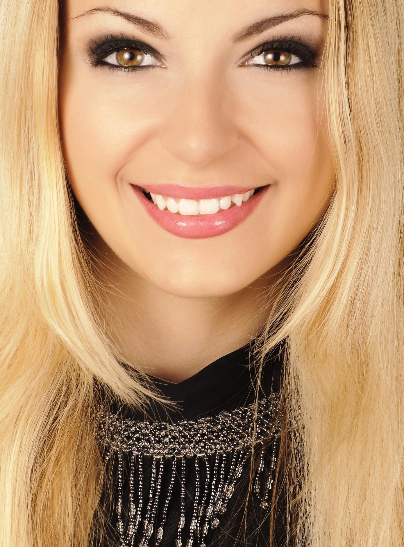 Free Picture Woman Fashion Glamour Pretty Eye Lips