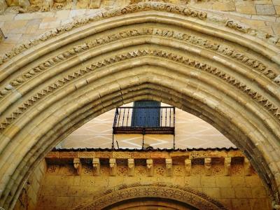 architecture, arch, church, exterior, Gothic, monument, landmark