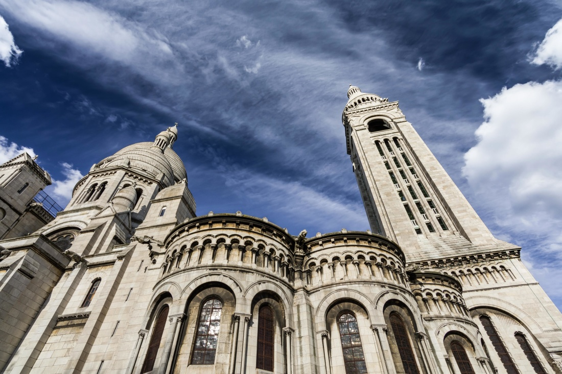 architecture, sky, church, religion, city, cathedral, landmark
