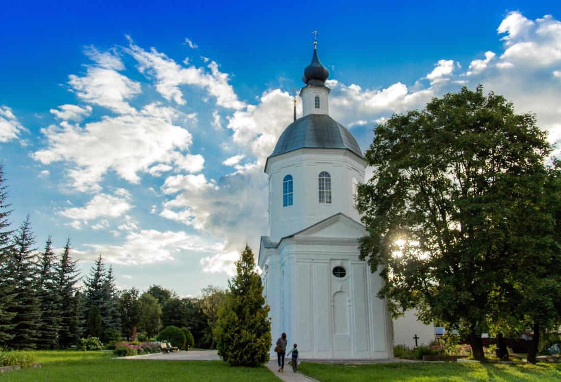 архитектура, църква, религия, небе, структурата, екстериор