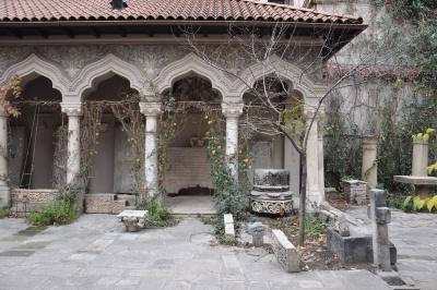 архитектура, къща, арка, структурата, екстериор, небе, известен, паметник, забележителност