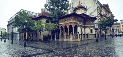arquitectura, Palacio, residencia, ciudad, ortodoxo Byzantine, exterior,