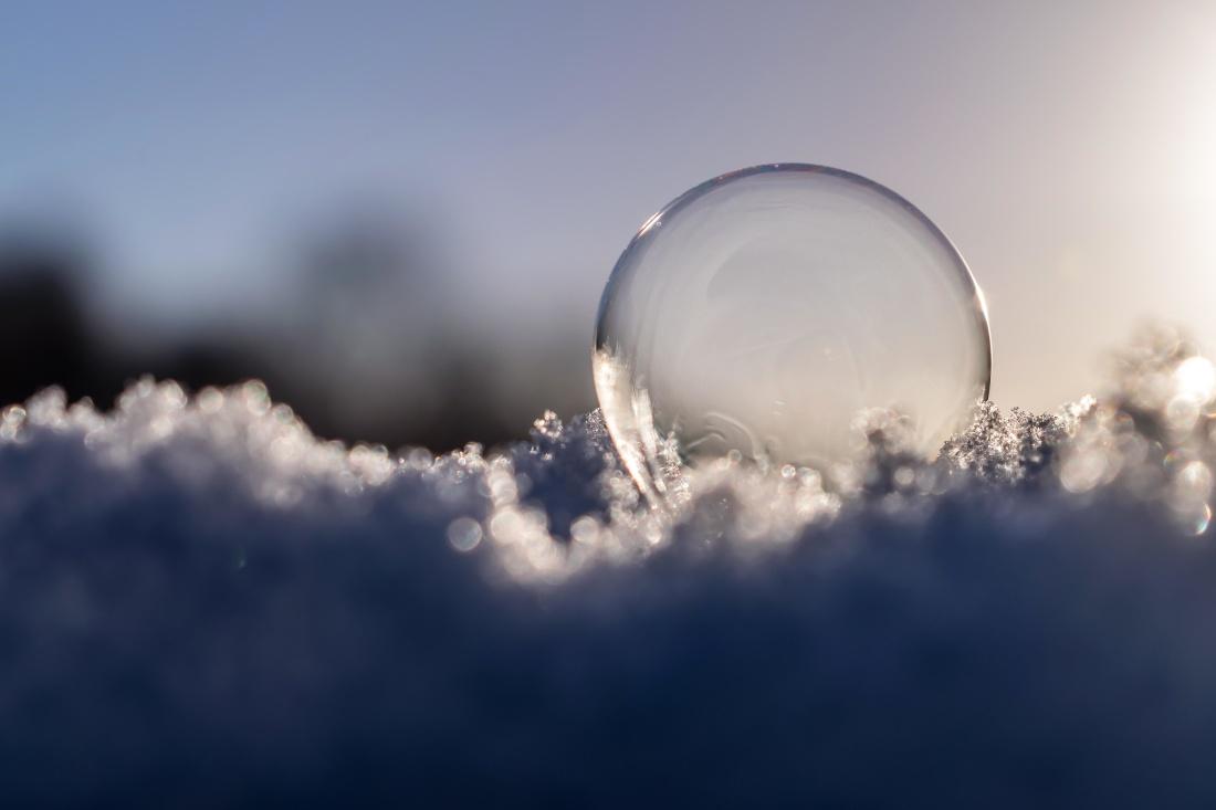iarna, ger, rece, fulg de Nea, cerul, zăpadă, natura, peisaj, soare