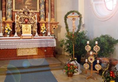 Altar, Struktur, Dekoration, Kirche, Religion, Spiritualität, Innenaufnahme, Religion, Kunst, verehren