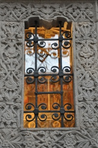 decoration, art, pattern, design, window, iron, antique, style, old