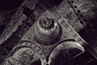 architecture, Byzantine, orthodox, old, religion, art, church, design, arch, dome, ancient, culture