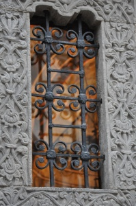 decoration, design, pattern, art, old, iron, window, wall