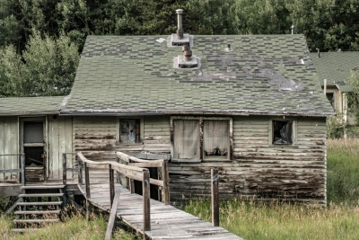wooden, house, wood, farm, barn, rural, old, rustic