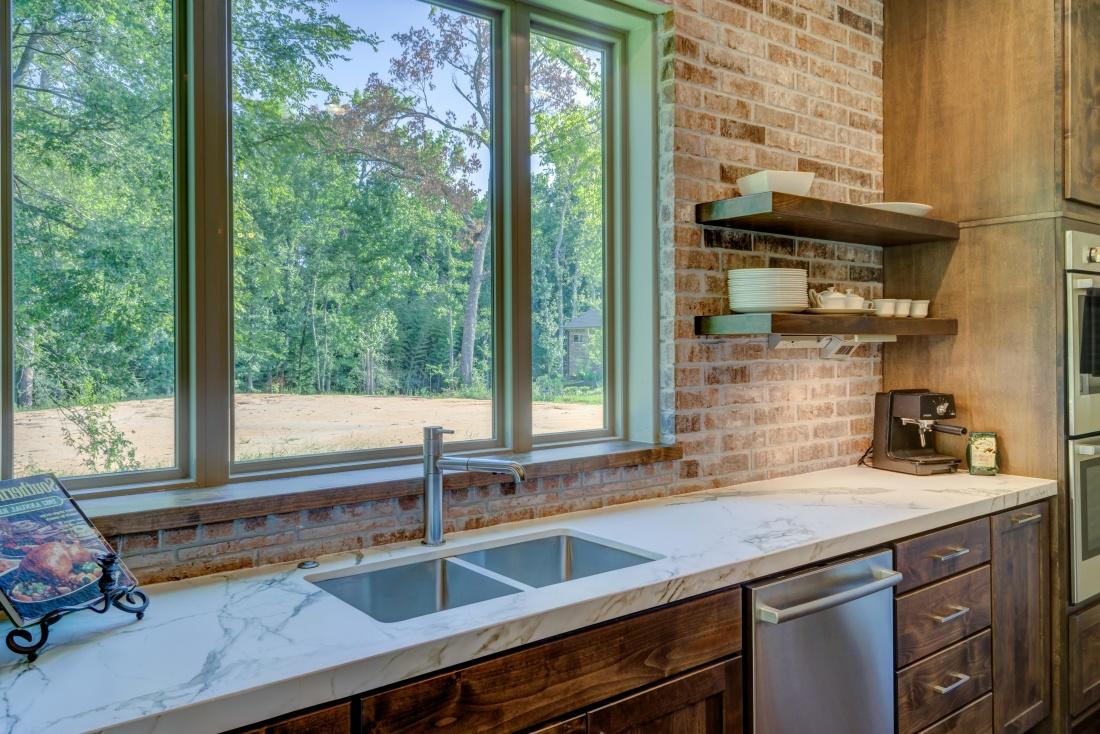 kitchen, window, house, room, indoors, furniture, home, door