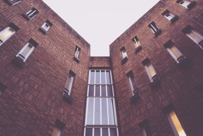 architecture, building, city, window, house, wall, urban, street, old, home, brick