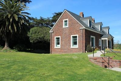 maison, maison, architecture, pelouse, arbre, herbe, lumière du jour, été, jardin