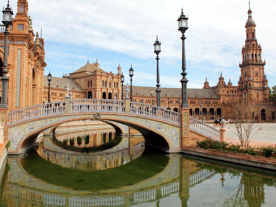 城、橋、建築、宮殿、市町村、旧、ランドマーク、外観