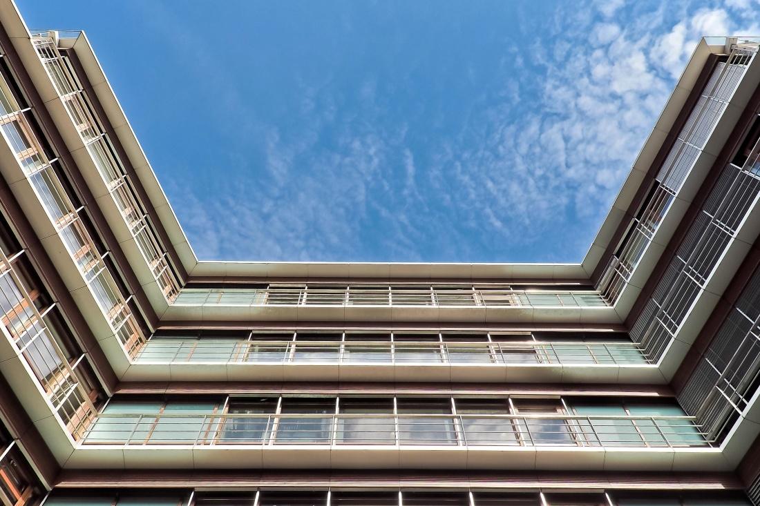 Image libre fen tre architecture ciel ville moderne for Architecture fenetre
