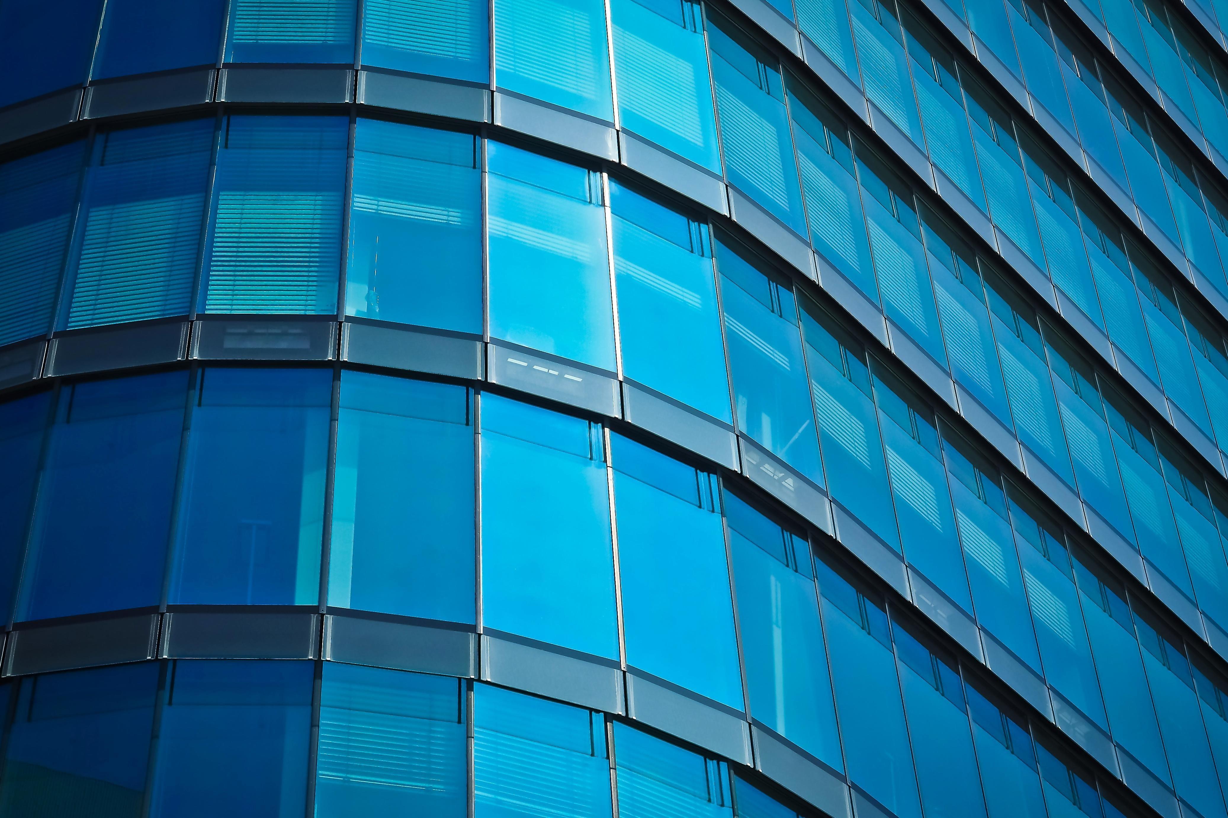 Free picture futuristic modern contemporary architecture window