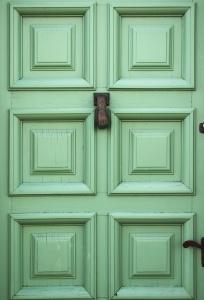 αρχιτεκτονική, ξύλο, τοίχο, ρετρό, διακόσμηση, πόρτα, σχεδιασμός