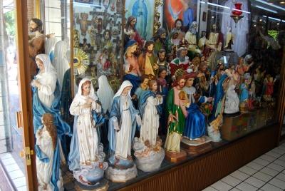 kunst, markedet, religiøse, interiør, butikk, leketøybutikk, religion, boutique
