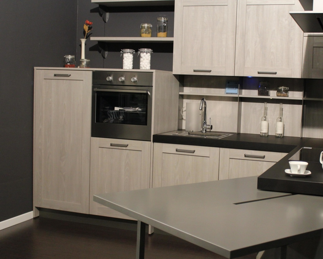 furniture, indoors, contemporary, room, shelf, oven, stove