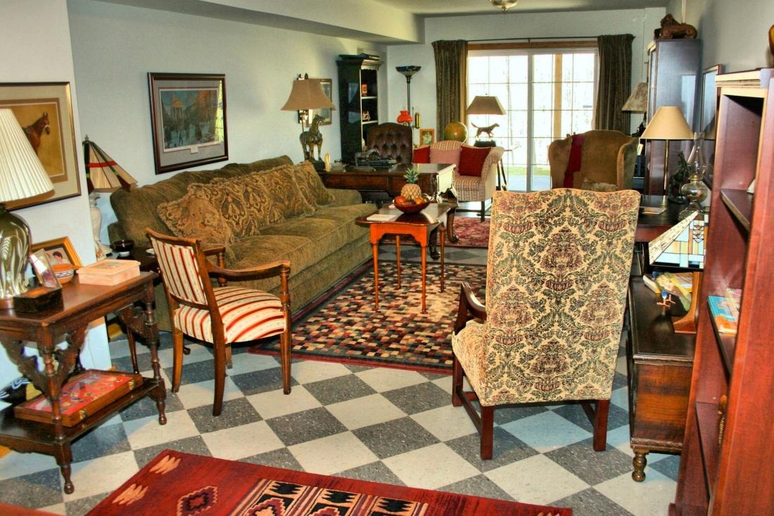 meubles, chambre, table, chaise, accueil, à l'intérieur, luxe intérieur, tapis,