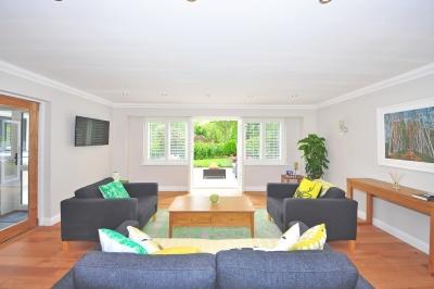 meubles, chambre, accueil, à l'intérieur, canapé, chambre, table, tapis, chaise, fenêtre