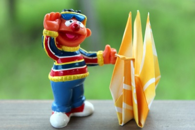 toy, funny, ,paper, art, colorful, plastic, origami