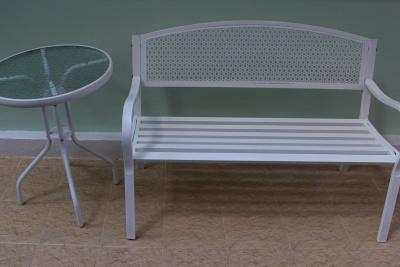 meubles, chambre, à l'intérieur, chaise, table, contemporain, design, confort