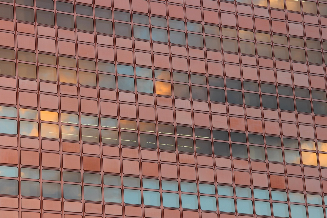 pattern, window, exterior, facade, building, modern, design