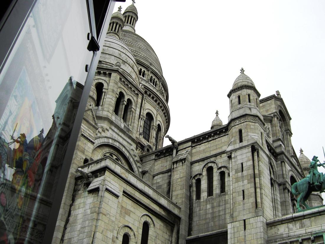 Architektura, kostel, náboženství, katedrála, město, socha, bronz, sochařství