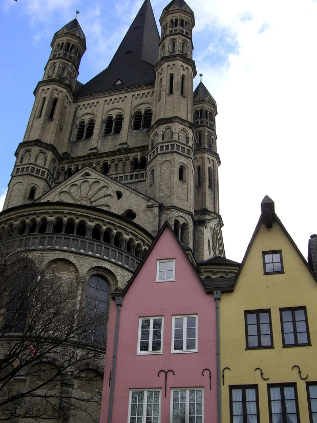 architecture, old, castle, stret, exterior, Gothic, religion, cathedral