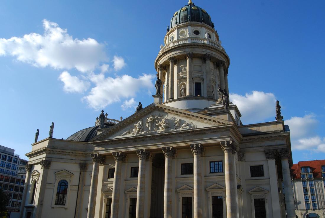 Architektura, město, kostel, exteriér, chrám, ortodoxní, byzantský, umění