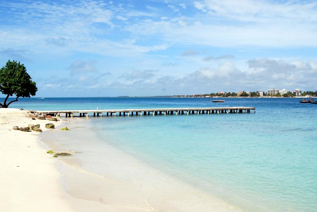 beach, water, sand, sky, sea, seashore, ocean, coast, landscape, shoreline