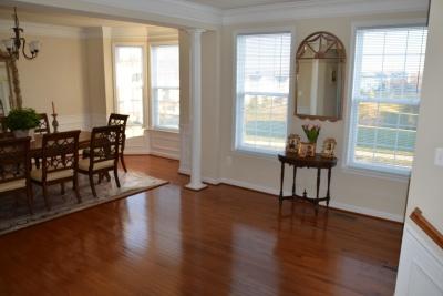 meubles, chambre, à l'intérieur, maison, table, maison, fenêtre, plancher, intérieur