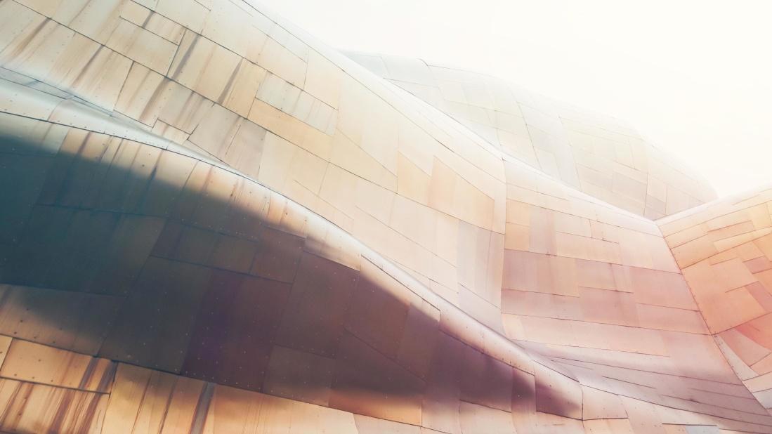 futuristic, modern, architecture, abstract, geometric, contemporary